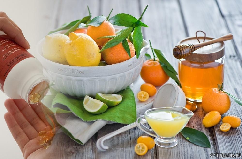 Vitamíny pre telo