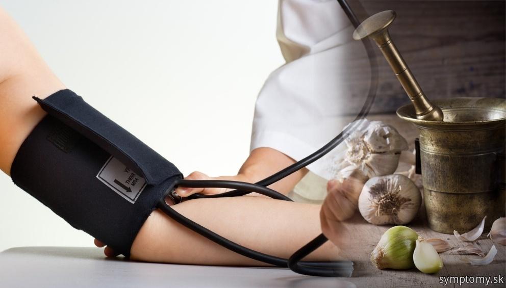 Bylinky na úpravu krvného tlaku