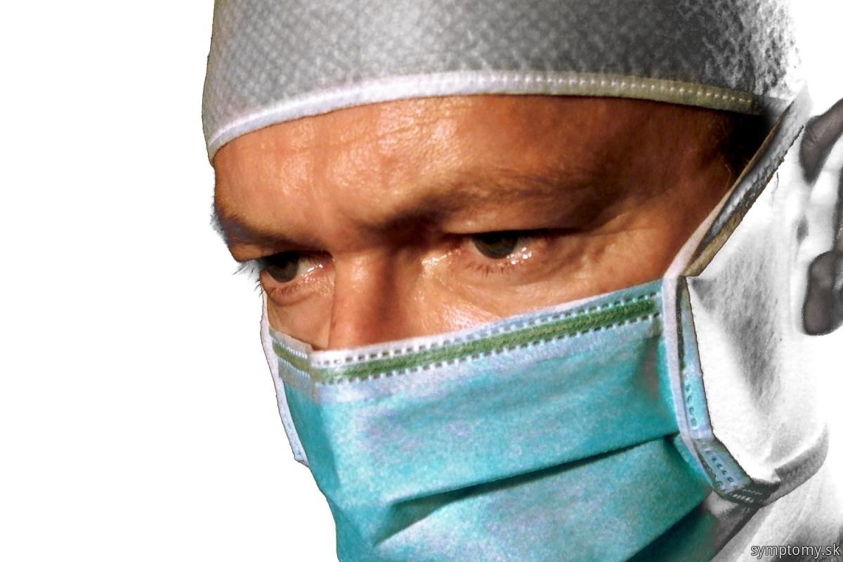 Rúškom ochrana pred infekci