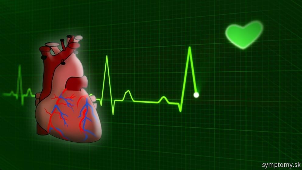 Zanet srdcového svalu