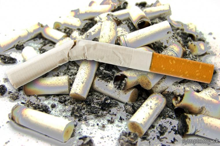 Fajčenie a rakovina