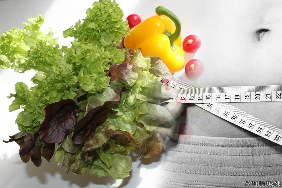Akú držať diétu
