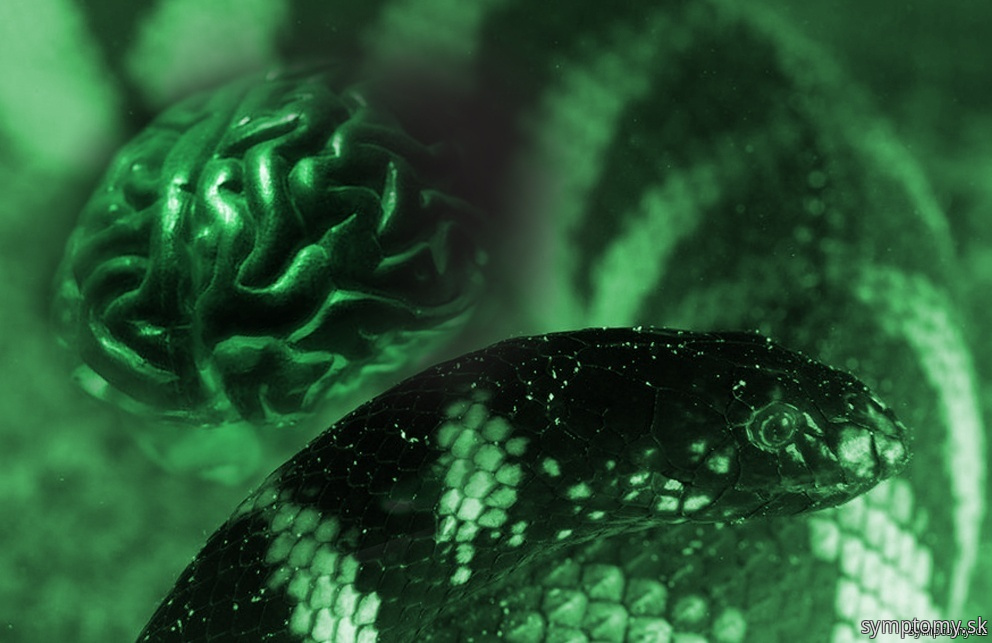 Uštipnutie morským hadom