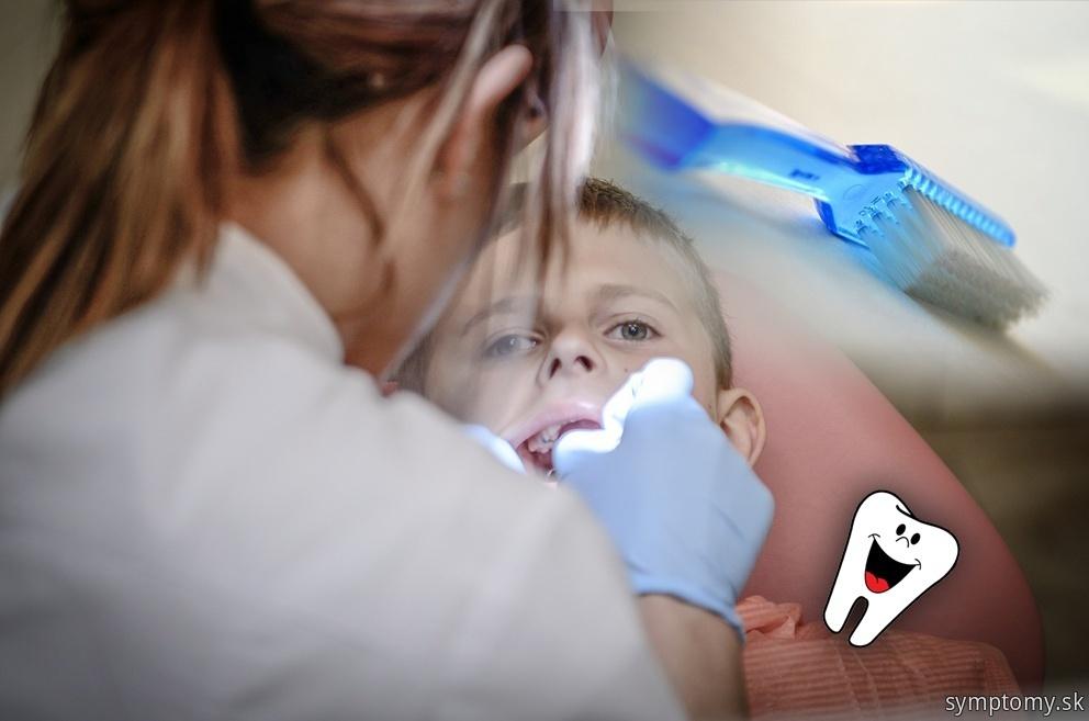 Odumretú zub
