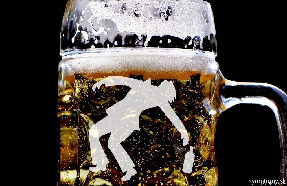 Otrava alkoholickými nápojmi