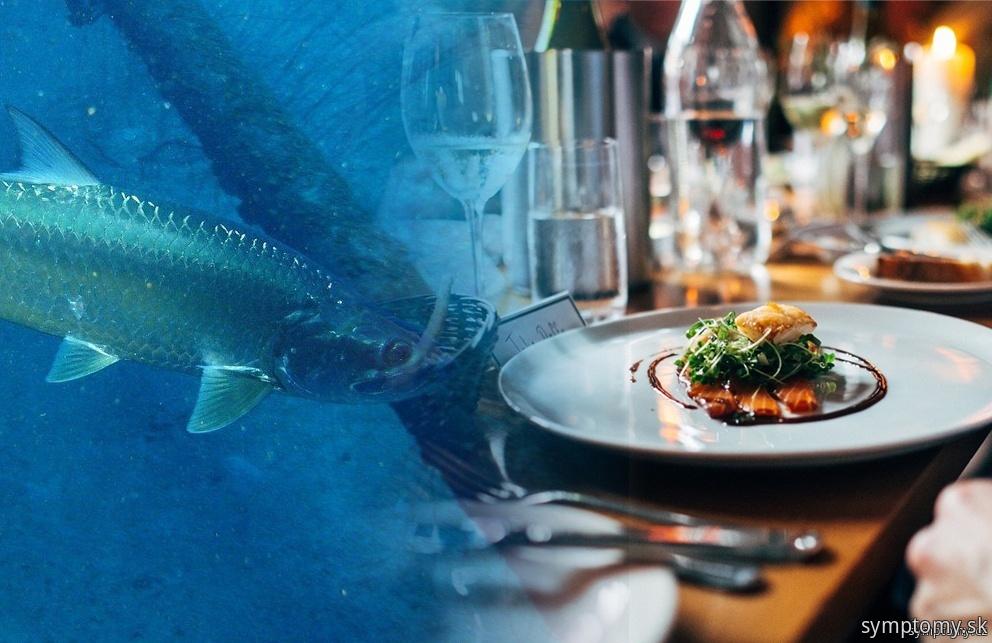 Otrava rybami