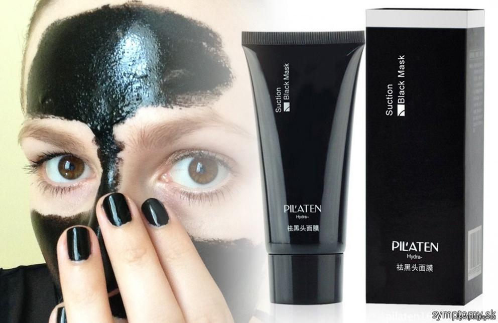 Pleťová maska Pilaten