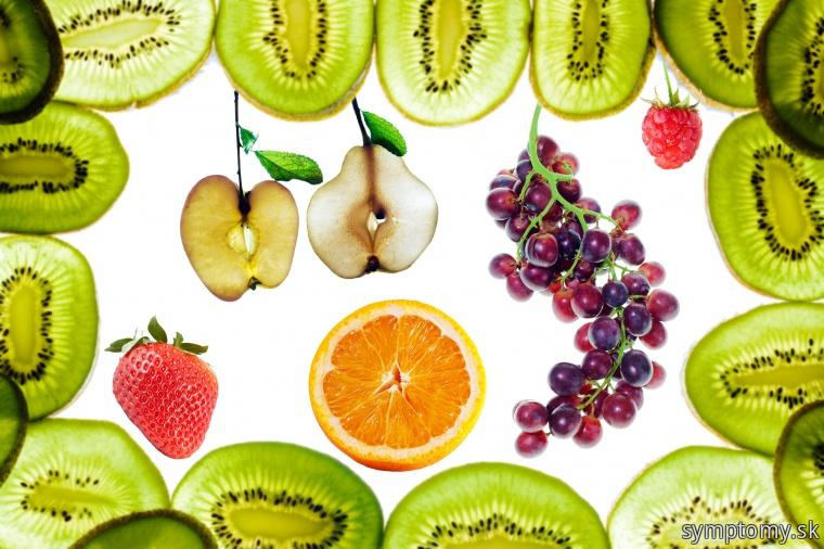 Antioxidanty v ovocí