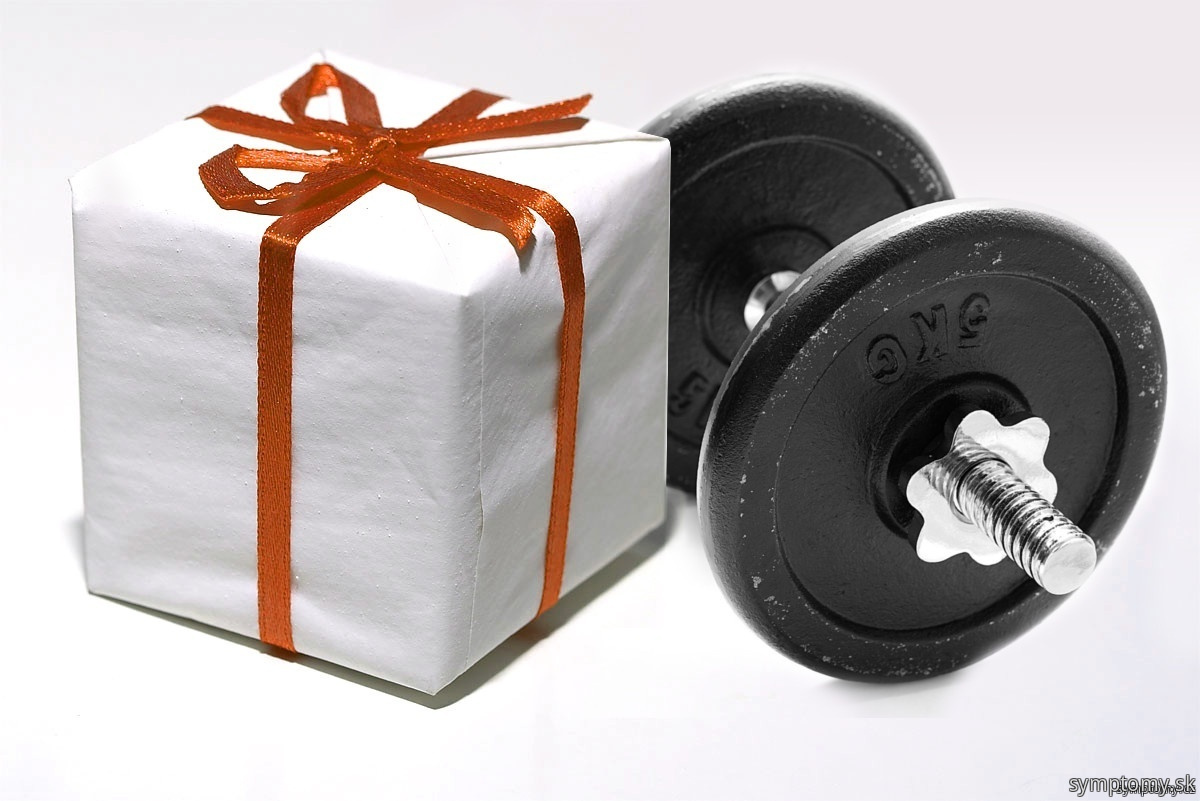 Fitness darček