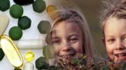 Vitamíny a minerálne látky vhodné pre deti